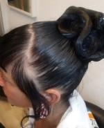 Event-Frisur