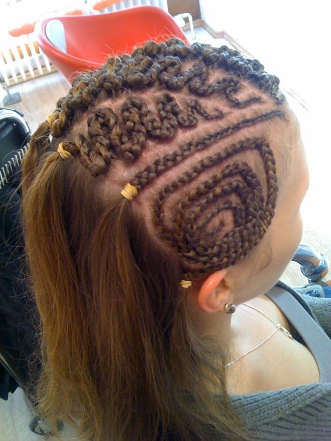 Zig Zag Cornrows 2 thirstyroots.com: Black Hairstyles